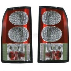 Land Rover Discovery 3 & 4 - VALEO - LED Rear Brake Lights Clear